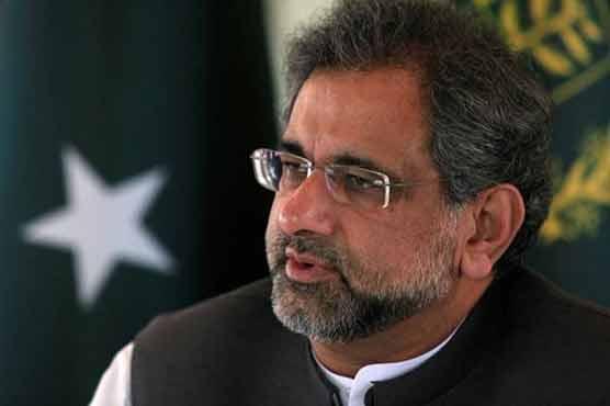 PM Abbasi condemns atrocities in Indian-held Kashmir