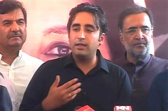 No excuse to delay general polls 2018, says Bilawal Bhutto