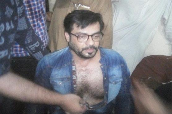 PPP activists torture PTI leader Amir Liaquat