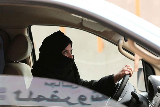 Saudi says to lift driving ban on women June 24