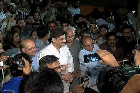 CM Sindh reviews arrangements for PPP public meeting on May 12
