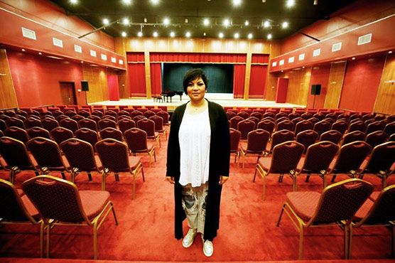 Kuwait's first soprano brings Puccini to the Gulf