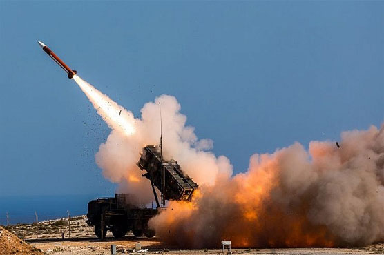 Saudi air defences intercept two missiles over Riyadh: state TV