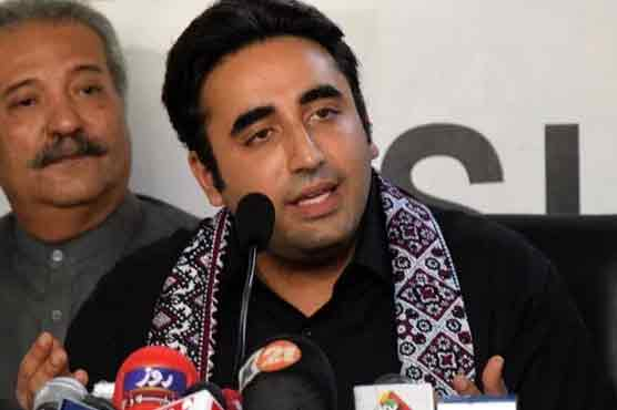 Bilawal declares PTI-SPFF merger a drama
