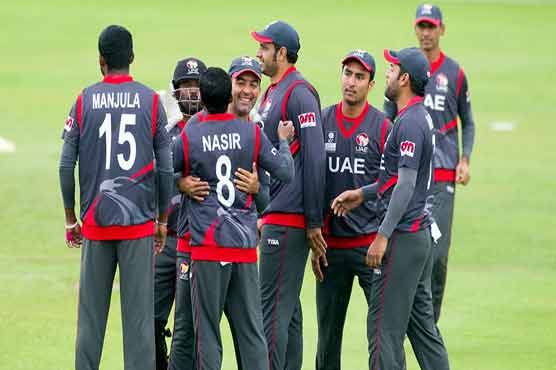 UAE coach suspended over spot fixing offer