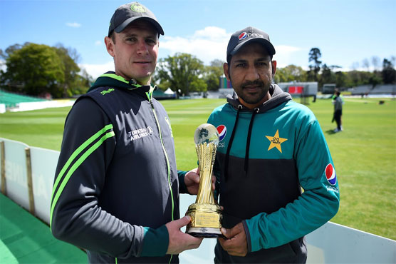 Only Test between Pakistan and Ireland will start at Malahide today