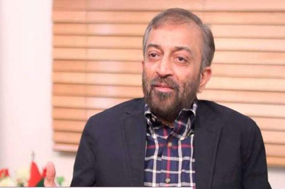 Farooq Sattar visits Bahadurabad, vows to further reconciliatory process