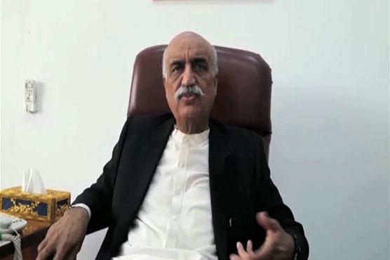Name of caretaker PM to be announced on May 15: Khurshid Shah