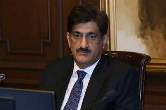 Federal govt not giving due share of budget to provincial govt: Sindh CM