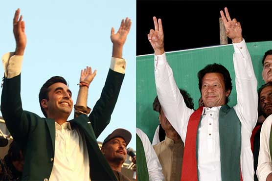 PPP, PTI to flex political muscle in Karachi today