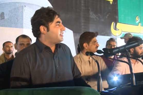 Karachiites won't accept MQM founder-like Imran as their leader: Bilawal