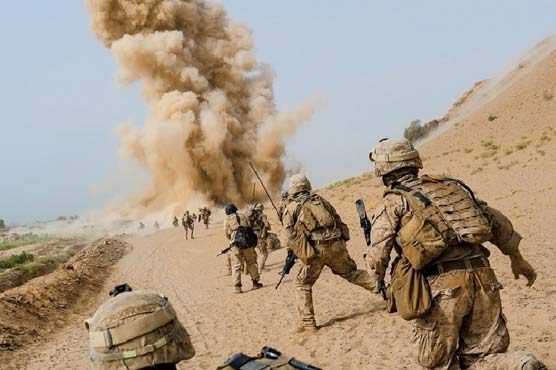 US, Afghanistan launch air strikes as Taliban attack western city