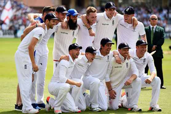 England announces 12-man squad for first test match against Pakistan