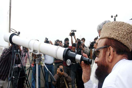 Ruet-e-Hilal Committee meeting underway for Ramazan moon-sighting