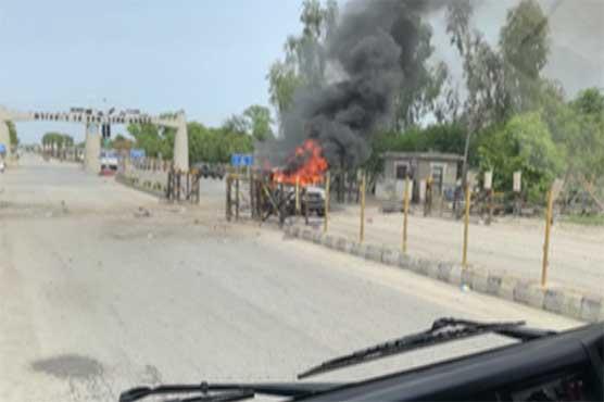 Blast in Nowshera