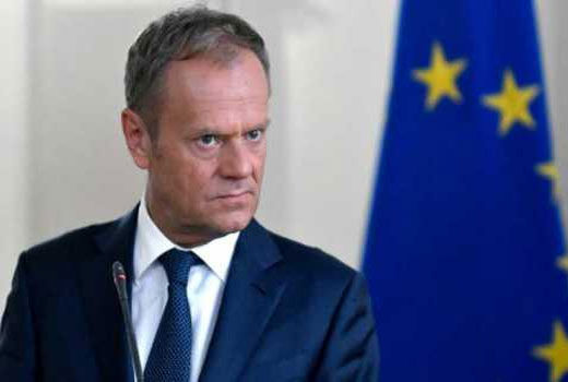 Tusk even compared the US administration to Europe's traditional foes Moscow and Beijing