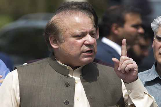 Fuming Nawaz Sharif repudiates requests to surrender 'aggressive narrative'
