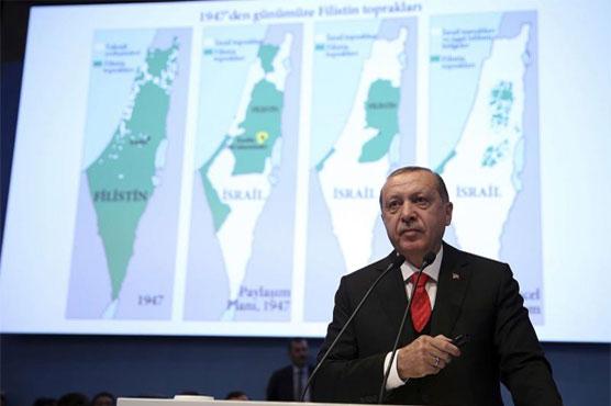 Erdogan hosts Islamic summit to back Palestinians, condemn Israel