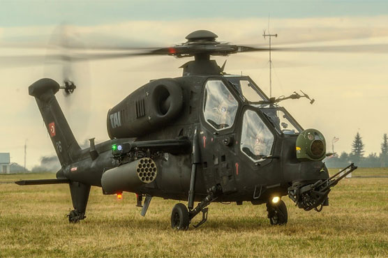 Turkey, Pakistan sign $1.5 billion deal for 30 ATAK helicopters
