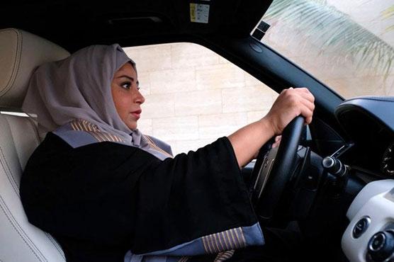 Saudi Arabia arrests women activists ahead of lifting of driving ban