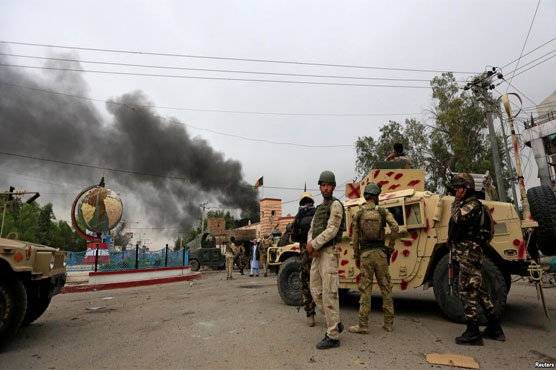 Afghan cricket stadium attack leaves 8 dead, 45 wounded