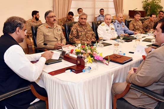 NSC endorses merger of FATA with KP