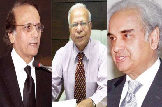 PML-N proposes names of Nasir-ul-Mulk, Jilani, Ishrat for caretaker PM