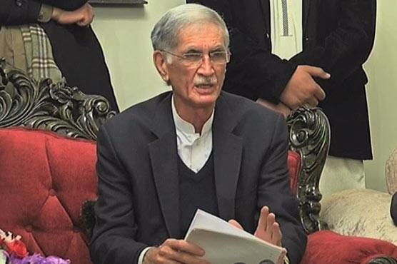 Khattak, opposition leader ponder nominees for caretaker CM