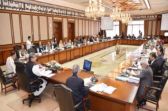 Cabinet approves placement of draft amendment for FATA's merger in Parliament