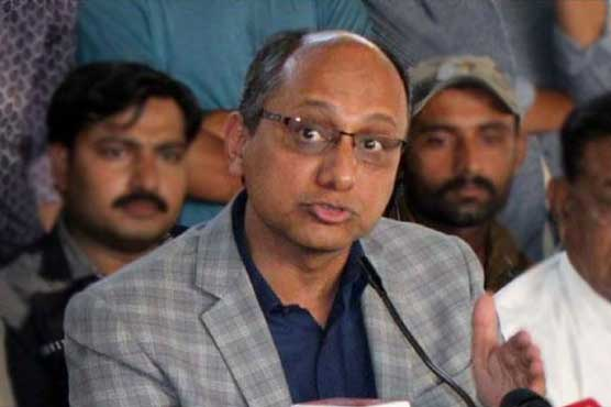 Shah Mehmmod Qureshi to contest election independently: Saeed Ghani