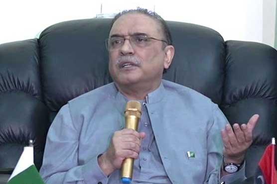 PPP to reclaim Punjab in next elections: Zardari
