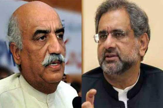 Abbasi-Shah huddle cancelled as PML-N backstabs PPP yet again