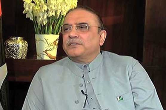 South Punjab would also be made a province: Zardari