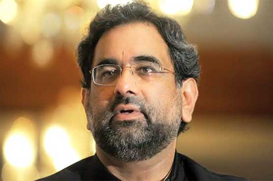 Sit-ins were held to topple PML-N govt, says PM Abbasi