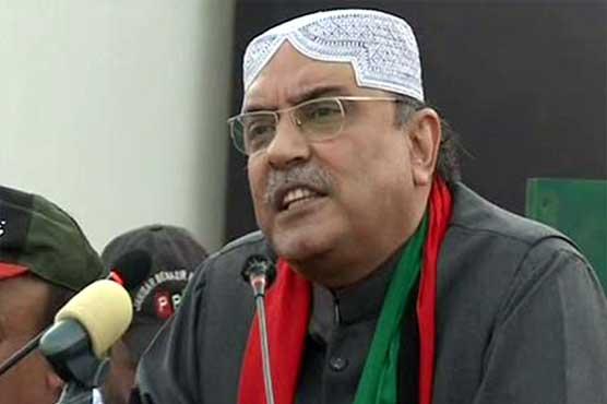 FATA-KP merger was a brainchild of Zulfikar, Benazir Bhutto: Zardari