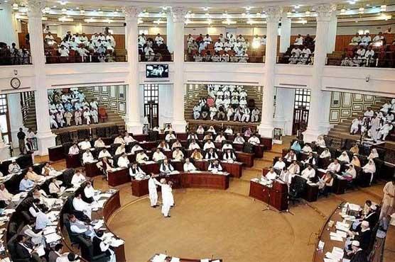 KP Assembly ratifies FATA bill amid protests