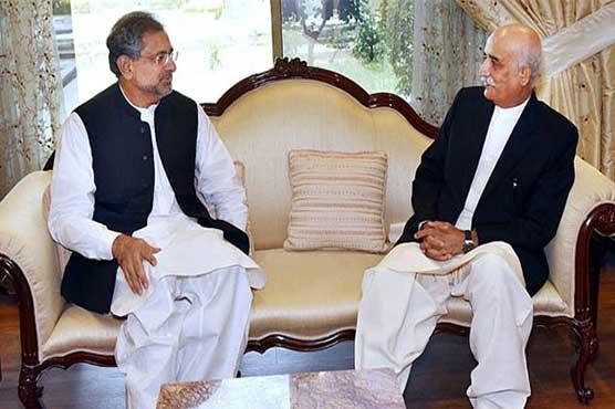 Caretaker setup: Abbasi-Shah expected to meet again today