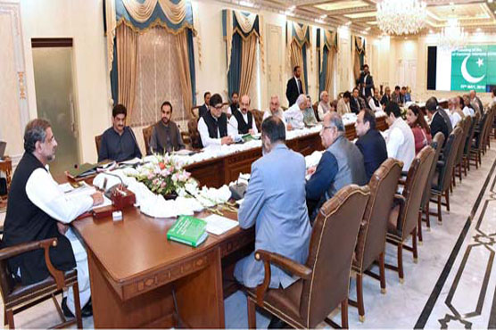 PM Abbasi constitutes committee over water distribution issues