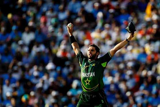 Afridi made captain of World XI against WI