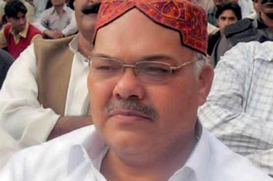 Qadir Magsi announces to contest polls against PPP co-chairman