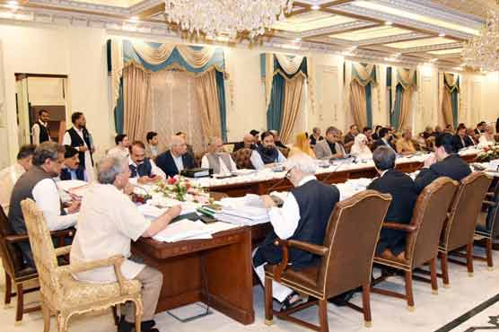 Federal Cabinet approves National Internal Security Policy