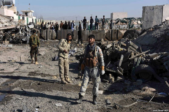 Taliban attack kills six police in southern Afghanistan