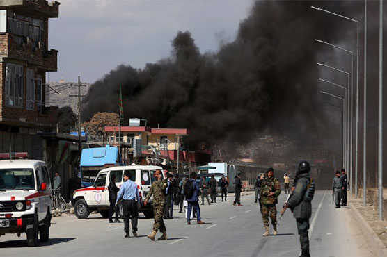 Militants kill one, wound five in attack on interior ministry in Kabul