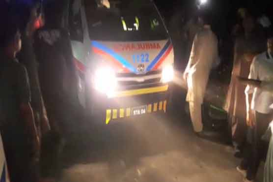 Road mishap claims lives of 11 people in Sheikhupura