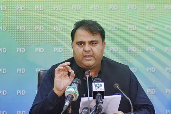 'Do not challenge state's writ': Fawad Chaudhry