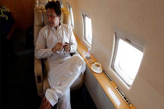 PM Imran leaves for China on four-day visit