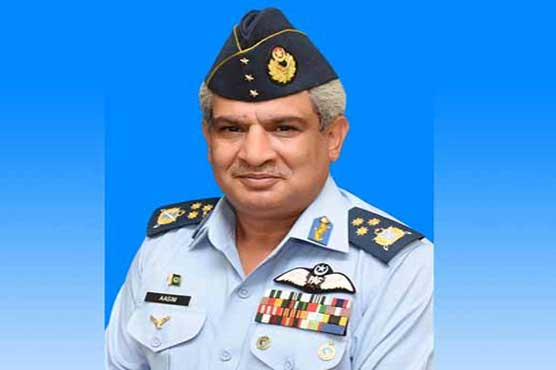 Air Marshal Asim Zaheer appointed as PAF Vice Chief