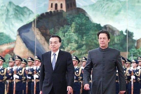 Pakistan, China agree to further strengthen strategic partnership