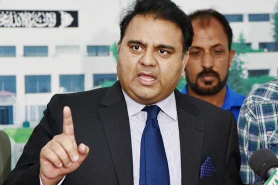 'State won't forgive': Fawad Chaudhry warns protesters against response