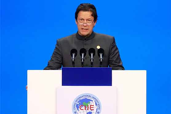 CPEC to connect China, Mideast and Central Asia: PM Imran